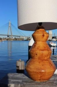 Wood Lamp1